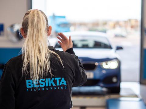 Besikta Bilprovning öppnar nu i ny lokal i Visby