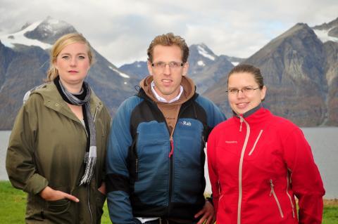 Lyngenfjord i bærekraftig EU-prosjekt