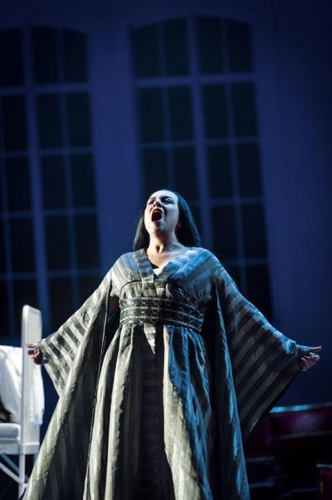 Turandot med världssopranen Nina Stemme