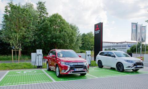 Mitsubishi Motors spendet 1.000 Bäume
