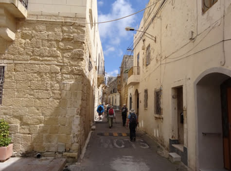 Walking Holiday To Malta And Gozo