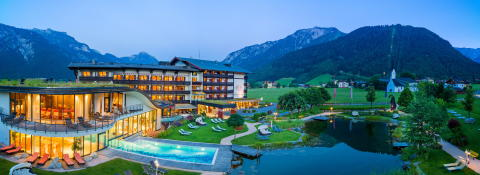 Wellness Hotel Rieser Aktiv & Spa Resort