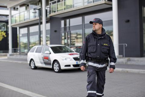 Securitas är ny ramavtalsleverantör till Göteborg Stad