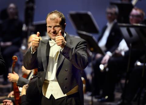 Helsingborgs Symfoniorkester förlänger sitt kontrakt med Solyom