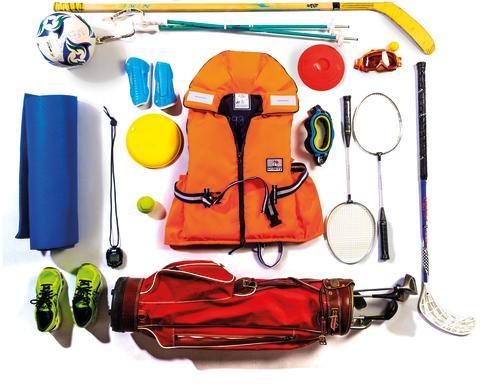 Sysav hjälper Fritidsbanken att samla in sport- och fritidsutrustning
