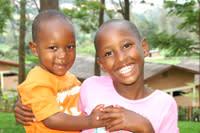 Cybercom stödjer SOS-Barnbyar i Rwanda