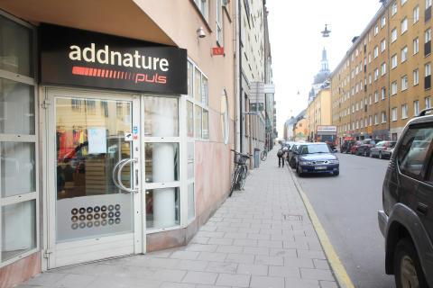Allt för uthållighetstrenden i ny butik - Addnature Puls