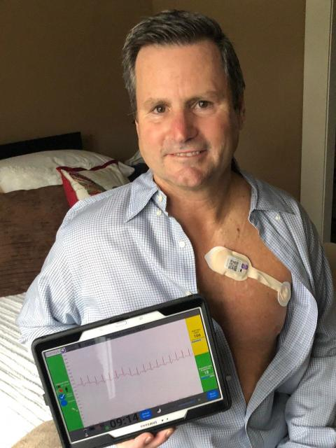 Patient Status Engine Captures Real-time Health Data From the Comfort of Your Own Home