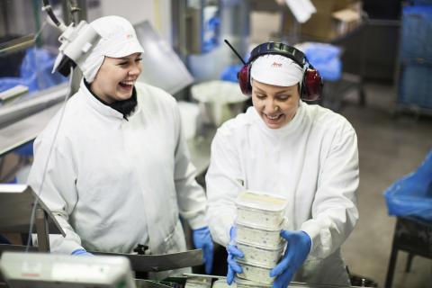 Atria palkkaa tänä vuonna noin 700 nuorta kausi- ja kesätöihin