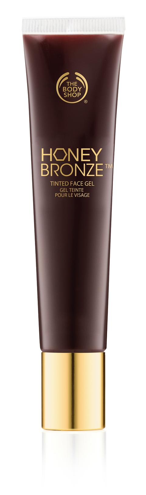 Honey Bronze™ Face Gel