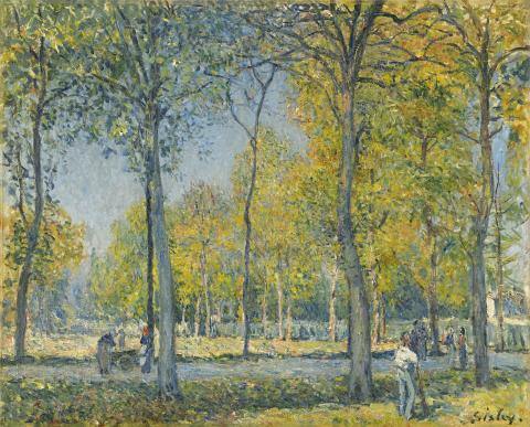Succé för konsten! 12 miljonnoteringar och impressionistmålning såld för 16.600.000 kr!