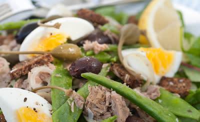 Itrim bjuder på lätta recept till påskbuffén