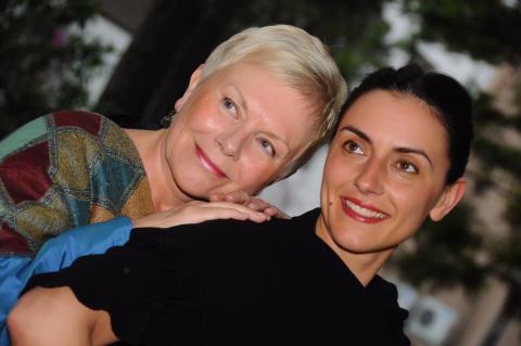 Författarsamtal med Disa Åberg och Linda Bonaventura på Bokcafé Pilgatan i Umeå torsdagen den 10 november