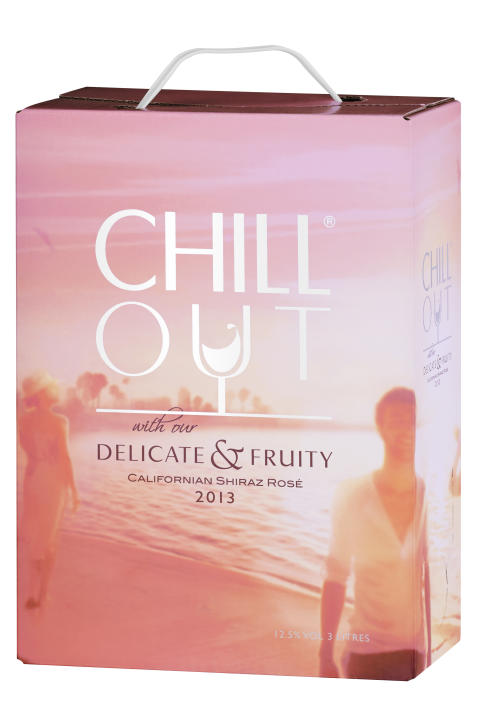 Chill Out Delicate & Fruity Shiraz Rosé