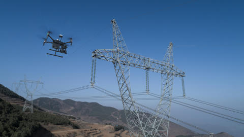 M200 Series Power Line Inspection