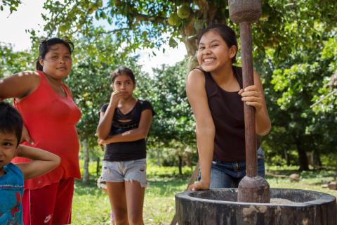 Kampen mod skovrydning starter med kampen mod ulighed