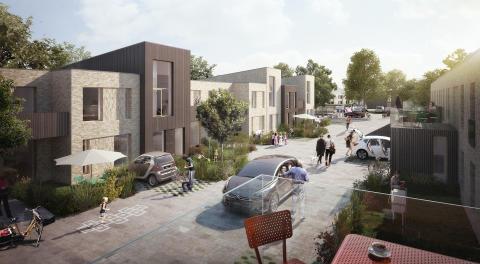 LINK arkitektur vinder rammeaftale med Boligselskabet Sjælland