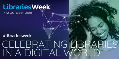 Celebrate Libraries Week in Bury