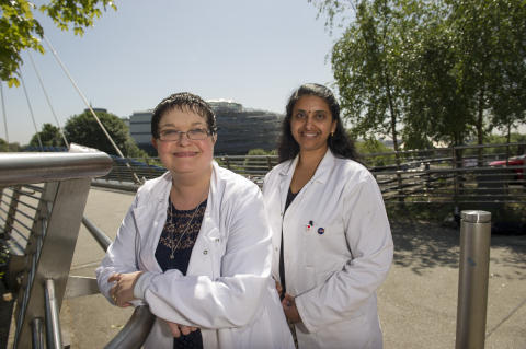 Female scientists get set to take to the soapbox