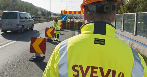Svevia tryggar broarna i Gävleborg