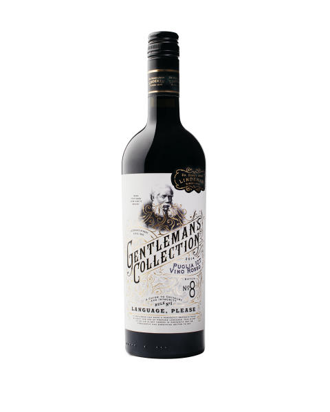 Gentleman's Collection Puglia IGT Vino Rosso