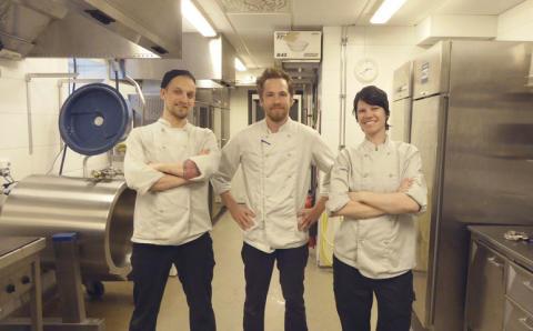 Förskolan Bojens kök bland de bästa i Sverige