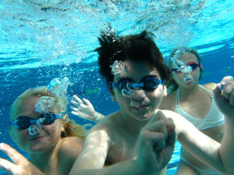 Norskogsbadet öppnar för säsongen