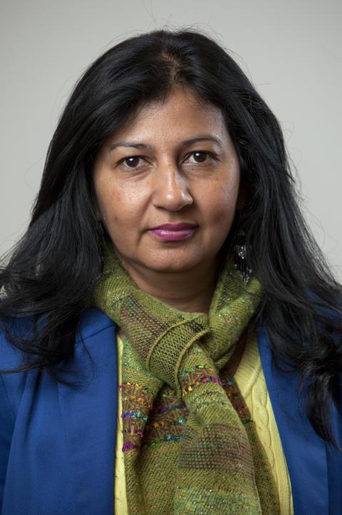 Reina Rivera, landchef Honduras