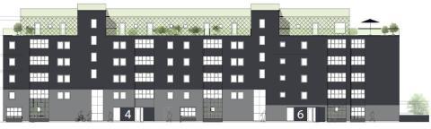 40 nya lägenheter på Teg