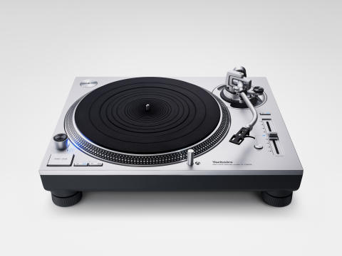 Technics launches Grand Class SL-1200GR:  Leading-edge Technologies Deliver a New Standard in Direct-Drive Turntables