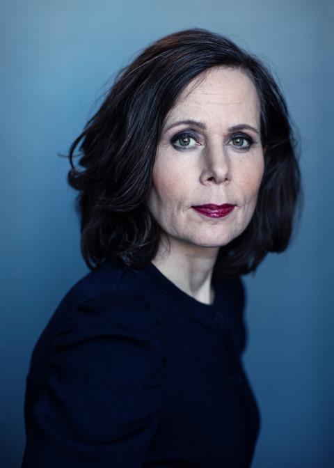 Sara Danius tilldelas Fredrika Bremer Förbundets Eva Moberg Pris