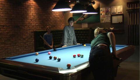 Pilvi Takala: Players, 2010, video, 7:50 min, Courtesy of Galerie Diana Stigter