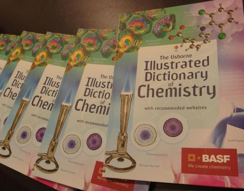 BASF sponserer finale for Unge Forskere på Science- messe i Forum
