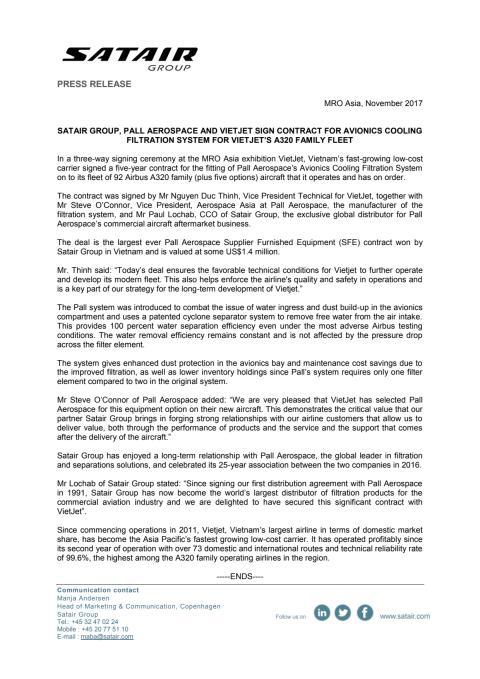 Press Release VietJet (PDF)