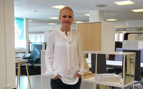 Annette Vennesland Enger, markedssjef EFG HOV+DOKKA