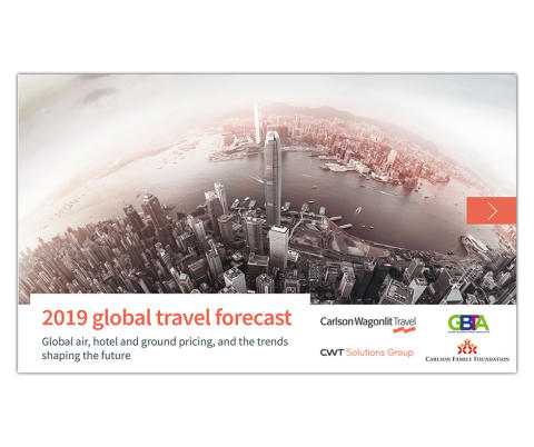 Buoyant Global Economy Means Higher Hotel and Air Prices in 2019