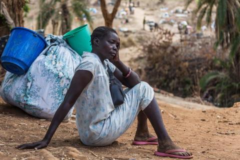 Biståndsgivare sviker närmare en miljon sydsudanesiska flyktingar i Uganda