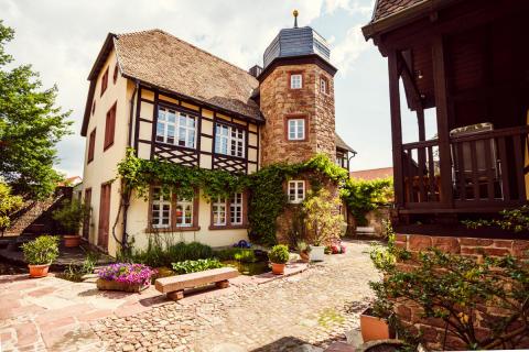 Oliver Zeter House