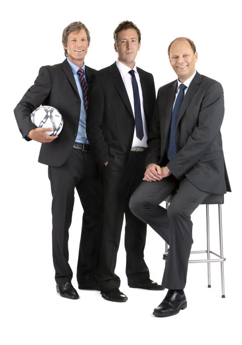 Fotbollssöndag - Jens Fjellström, Jonas Dahlquist & Lasse Granqvist