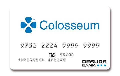 Colosseum, Nordens största tandläkarkedja, väljer Resurs Bank för kundfinansiering
