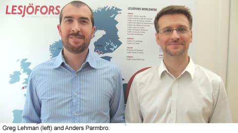 Lesjöfors förstärker teknisk support för industrigasfjädrar