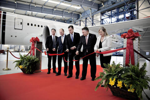 Managing the spare parts supply to Boeing's workshops in Scandinavia