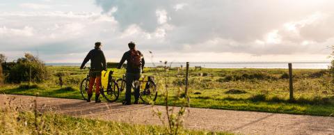 Kattegattleden - Årets cykelled 2018!