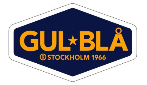 Intervjumöjligheter med Gul&Blås legendariska designer