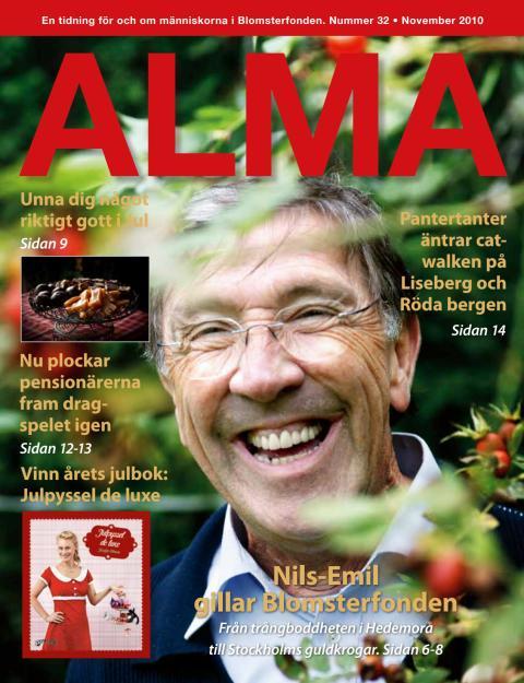 Alma - Blomsterfonden medlemstidning nr. 32