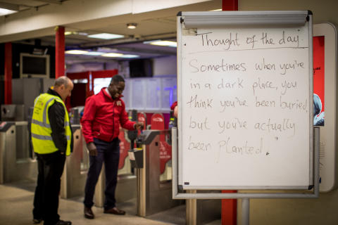 Virgin Trains - Aaron Koduah