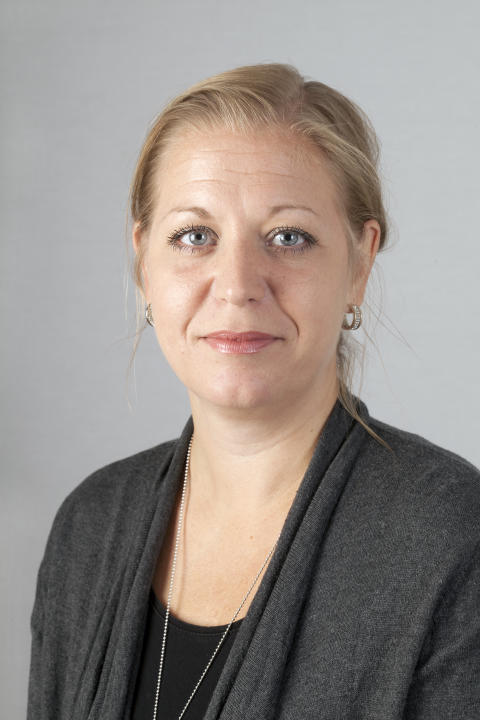 Pernilla Högström, enhetschef på Kulturenheten, Kultur och bildning