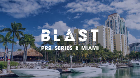The ultimate guide to BLAST Pro Series Miami