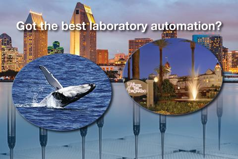 Win the Benelux labautomation award 2013!