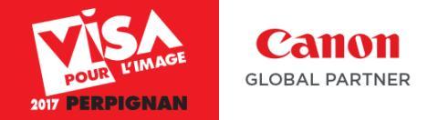 Logo: Visa og Canon